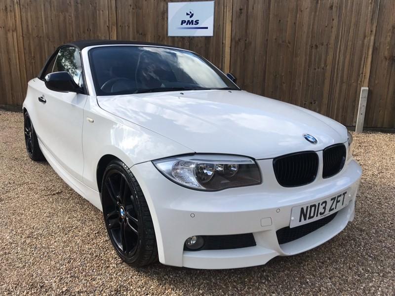 used BMW 118d M SPORT*HI SPEC CAR STUNNING LOOKING** in welwyn-hertfordshire