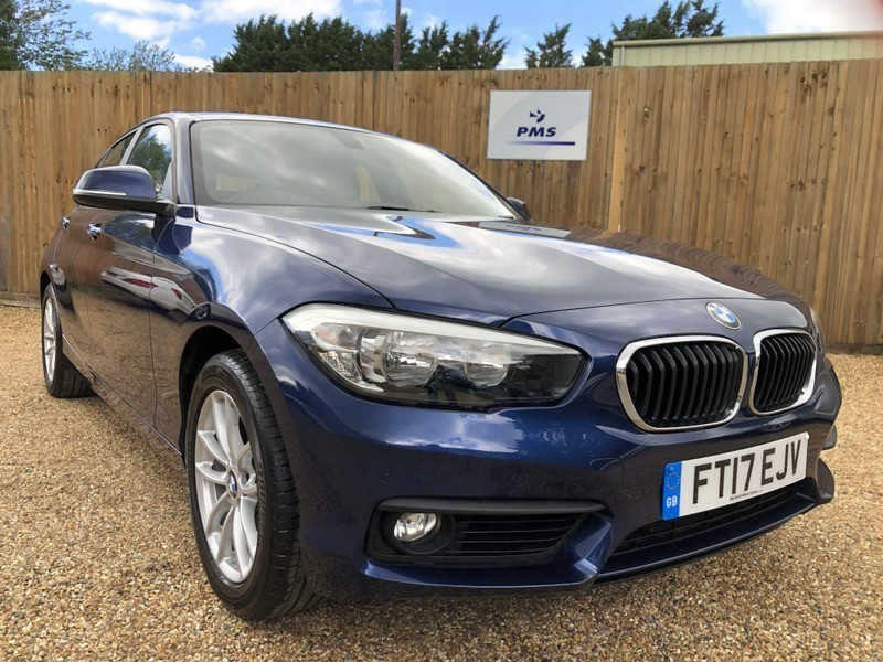 used BMW 118i SE SAT/NAV BMW SERVICE PACK-HIGH SPEC in welwyn-hertfordshire