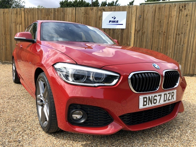 used BMW 125i M SPORT SAT/NAV-BMW WARRANTY TILL SEPT 2020 in welwyn-hertfordshire