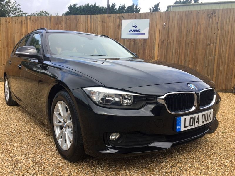 used BMW 320d EFF DYNAMICS SAT/NAV BUSINESS-LEATHER-ELECTRIC TAILGATE in welwyn-hertfordshire