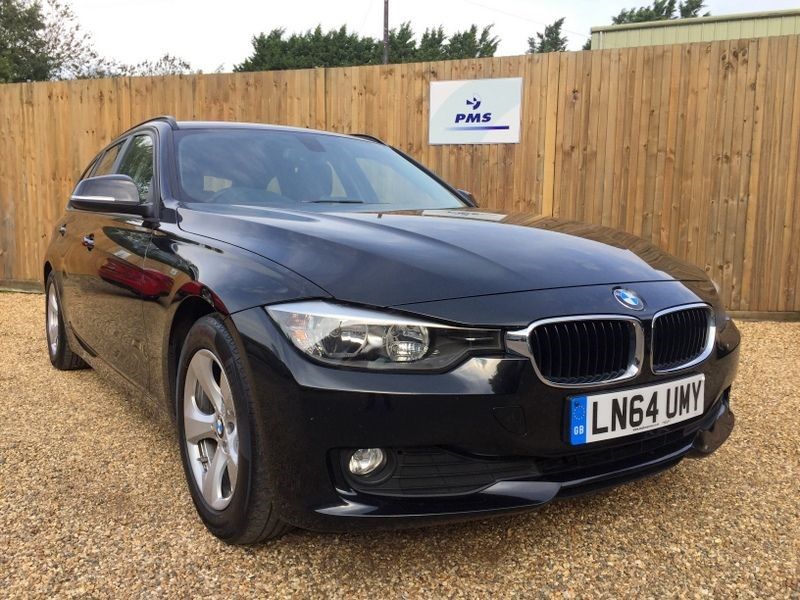 used BMW 320d EFFICIENTDYNAMICS TOURING-ELECTRIC TAILGATE in welwyn-hertfordshire