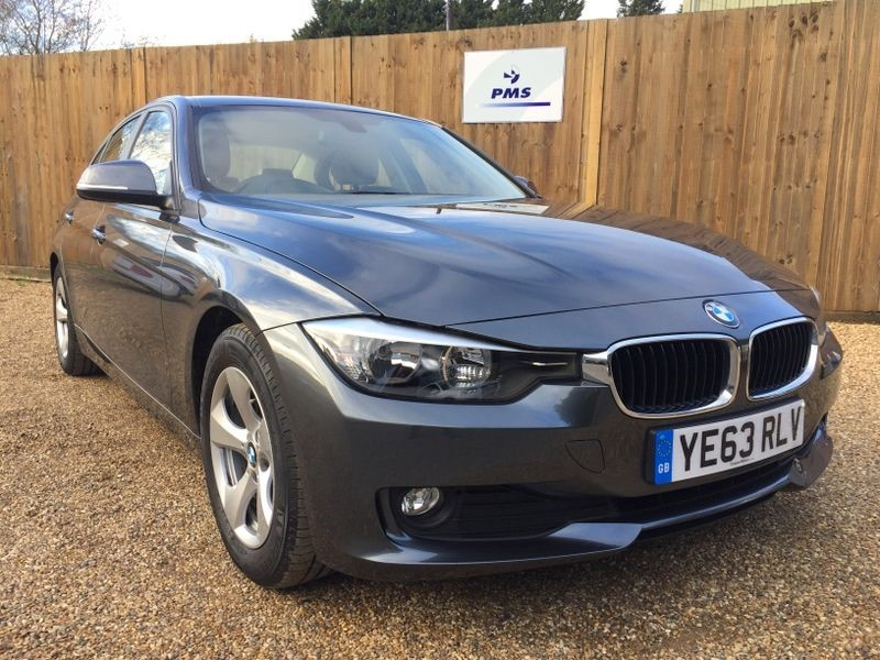 used BMW 320d EFF DYNAMICS LEATHER-HEATED SEATS-BLUETOOTH-GREAT SPEC in welwyn-hertfordshire