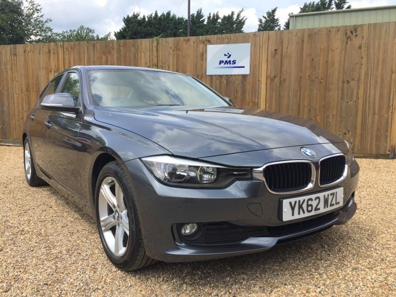used BMW 320d SE LEATHER-HEATED SEATS-BLUETOOTH-BIG SPEC in welwyn-hertfordshire
