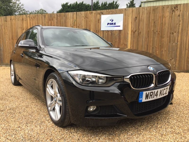used BMW 325d M SPORT TOURING SAT/VAV-LEATHER-BLUETOOTH in welwyn-hertfordshire