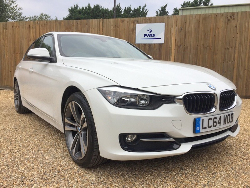 used BMW 318d SPORT 18
