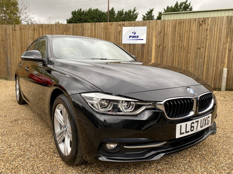 used BMW 320d ED SPORT LEATHER HEATED SPORTS SEATS in welwyn-hertfordshire