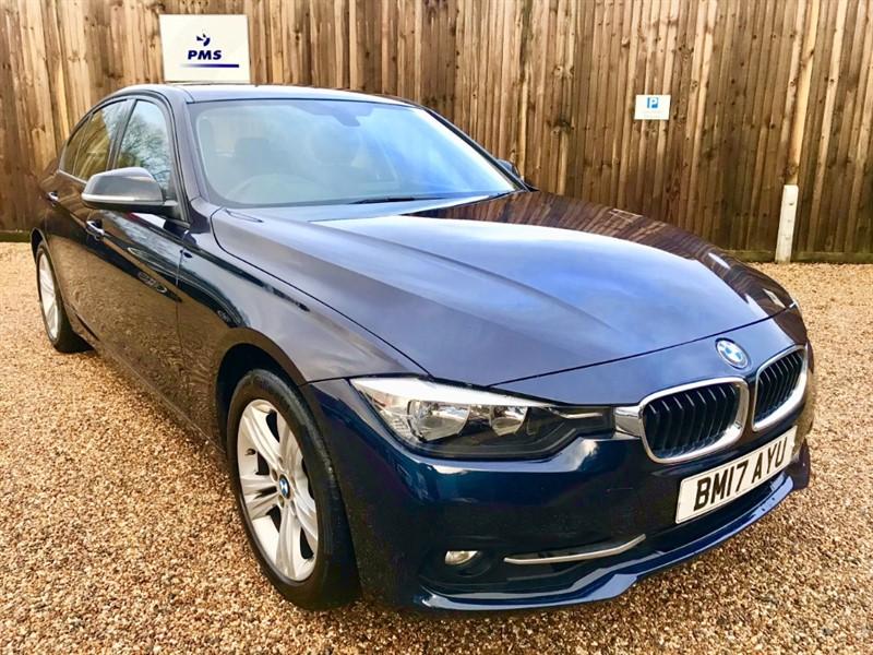 used BMW 320i SPORT SAT/NAV-BMW WARRANTY in welwyn-hertfordshire