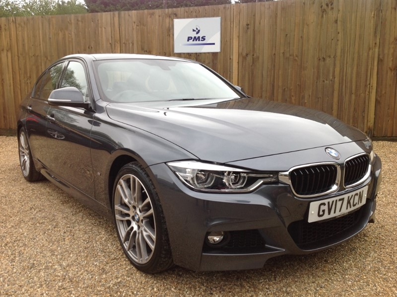 used BMW 330e M SPORT SAT/NAV-LEATHER-19