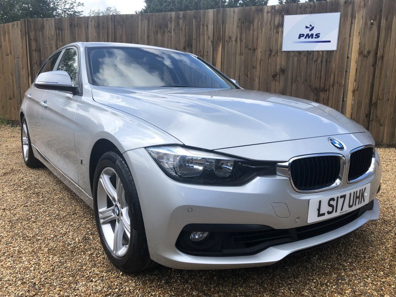 used BMW 330e SE LEATHER HEATED SPORT SEATS-GREAT SPEC in welwyn-hertfordshire