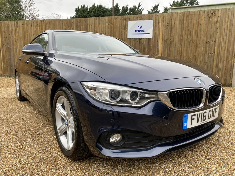 BMW 418d for sale