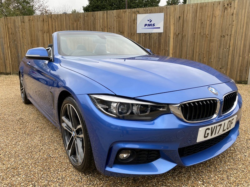 used BMW 420d M SPORT DIGITAL COCKPIT-AMAZING SPEC in welwyn-hertfordshire