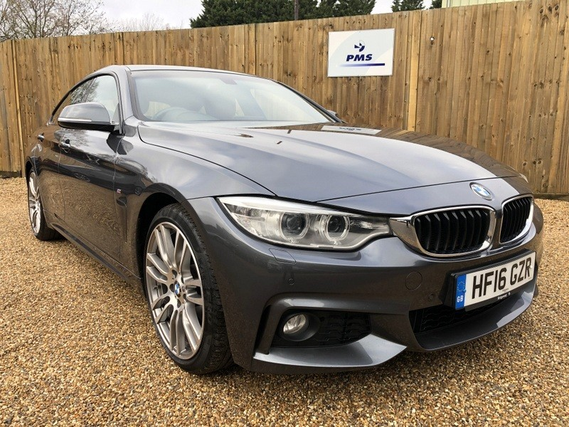 used BMW 420d M SPORT GRAN COUPE 19
