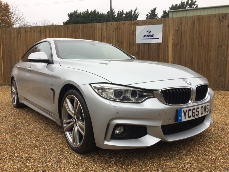 used BMW 420d M SPORT GRAN COUPE in welwyn-hertfordshire