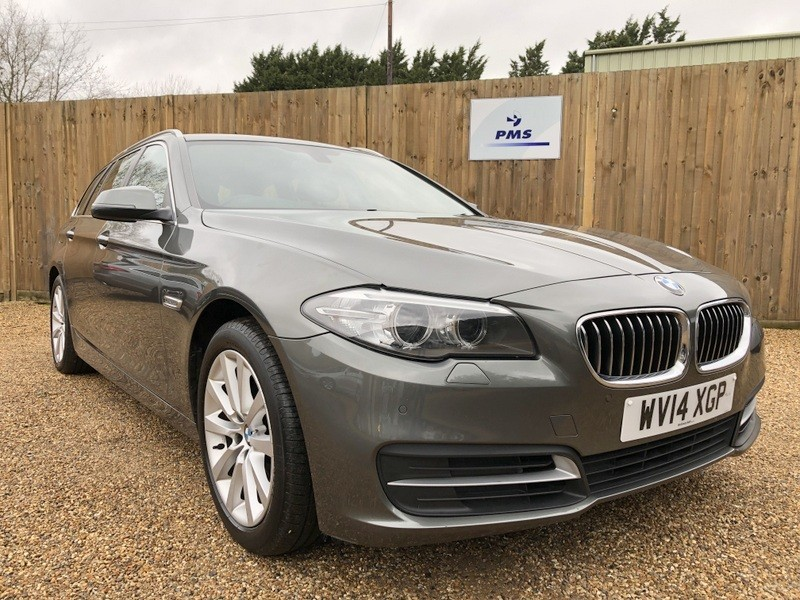 used BMW 520d SE TOURING PRO NAVIGATION-LEATHER-HEATED SEATS-HIGH SPEC in welwyn-hertfordshire