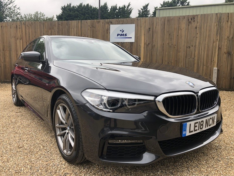 used BMW 520i M SPORT HIGH SPEC-BMW WARRANTY TILL AUGUST 2021 in welwyn-hertfordshire