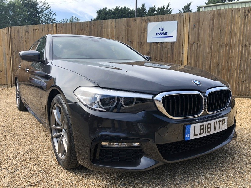 used BMW 520i M SPORT -HIGH SPEC- BMW WARRANTY TILL JUNE 2021 in welwyn-hertfordshire