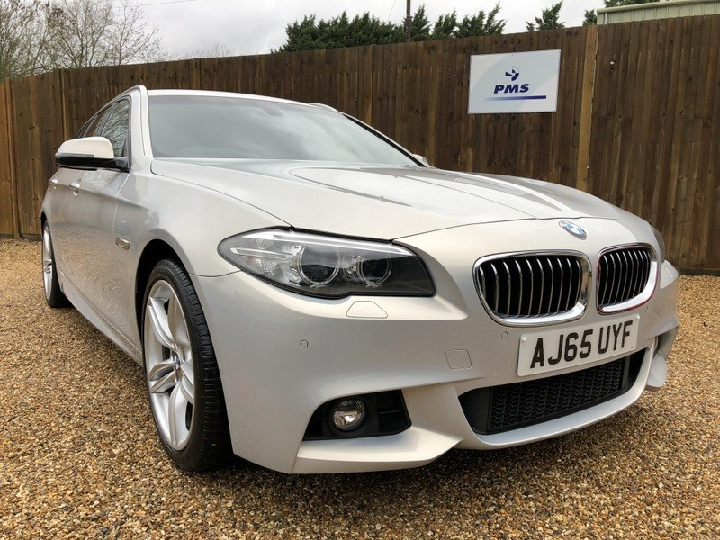 used BMW 530d M SPORT TOURING AMAZING SPEC in welwyn-hertfordshire