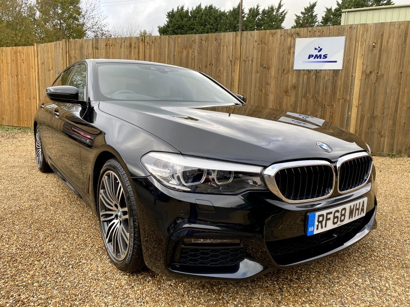 used BMW 540i XDRIVE M SPORT AMAZING SPEC-BMW WARRANTY in welwyn-hertfordshire