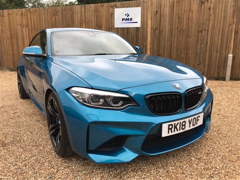 used BMW M2 £5500 OF EXTRAS-AMAZING SPEC in welwyn-hertfordshire