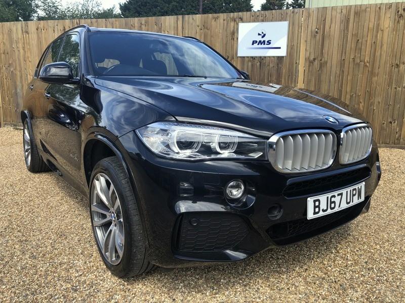 used BMW X5 XDRIVE40D M SPORT 7 SEATS 20