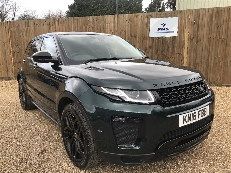 used Land Rover Range Rover Evoque TD4 HSE DYNAMIC in welwyn-hertfordshire