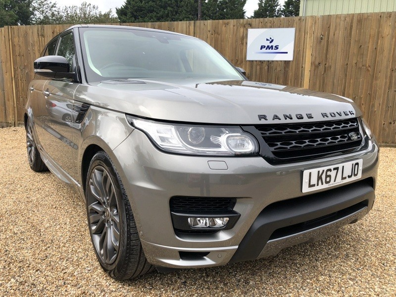used Land Rover Range Rover Sport SDV6 AUTOBIOGRAPHY DYNAMIC LAND ROVER FULL HISTORY in welwyn-hertfordshire