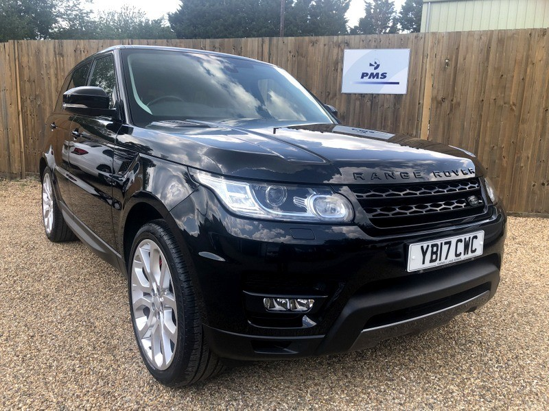 used Land Rover Range Rover Sport SDV6 HSE DYNAMIC PAN ROOF 22