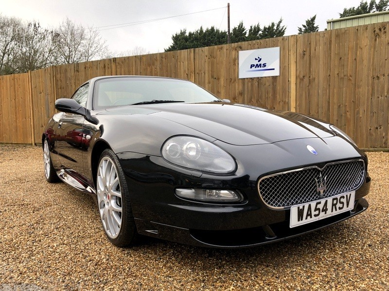 used Maserati Gransport V8 GRANSPORT ONE OWNER FOR THE PAST 10 YEARS in welwyn-hertfordshire