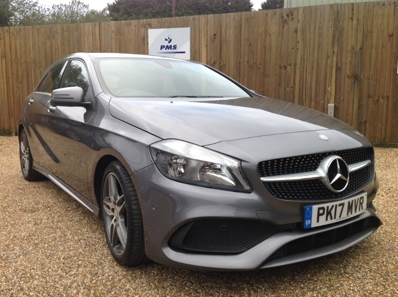 used Mercedes 200 A  D AMG LINE EXECUTIVE MERCEDES SERVICED-GREAT SPEC in welwyn-hertfordshire