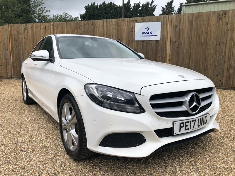 used Mercedes 220 C  D SE EXECUTIVE EDITION MERCEDES SERVICED in welwyn-hertfordshire