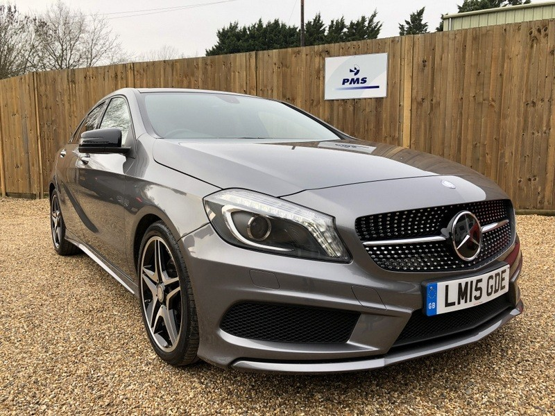 used Mercedes A200 CDI BLUEEFFICIENCY AMG SPORT PANORAMIC ROOF-GREAT SPEC in welwyn-hertfordshire