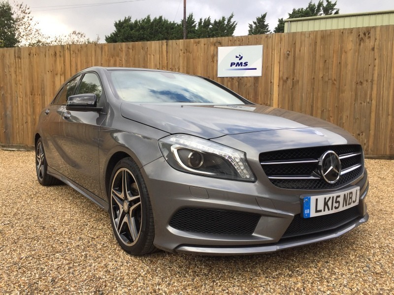 used Mercedes A200 CDI AMG SPORT SAT/NAV-PAN ROOF-NIGHT PACK-GREAT SPEC in welwyn-hertfordshire