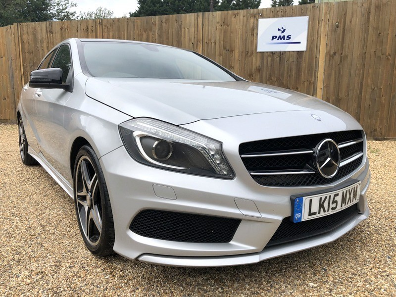 used Mercedes A200 CDI AMG SPORT PANROOF-GREAT SPEC in welwyn-hertfordshire