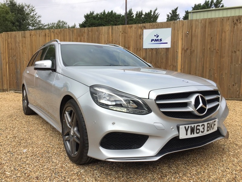 used Mercedes E250 CDI AMG SPORT COMMAND SAT/NAV-LEATHER-GREAT SPEC in welwyn-hertfordshire