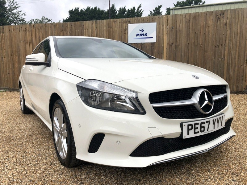 used Mercedes A180 A 180 SPORT EXECUTIVE PRIVACY GLASS-SAT/NAV HIGH SPEC in welwyn-hertfordshire