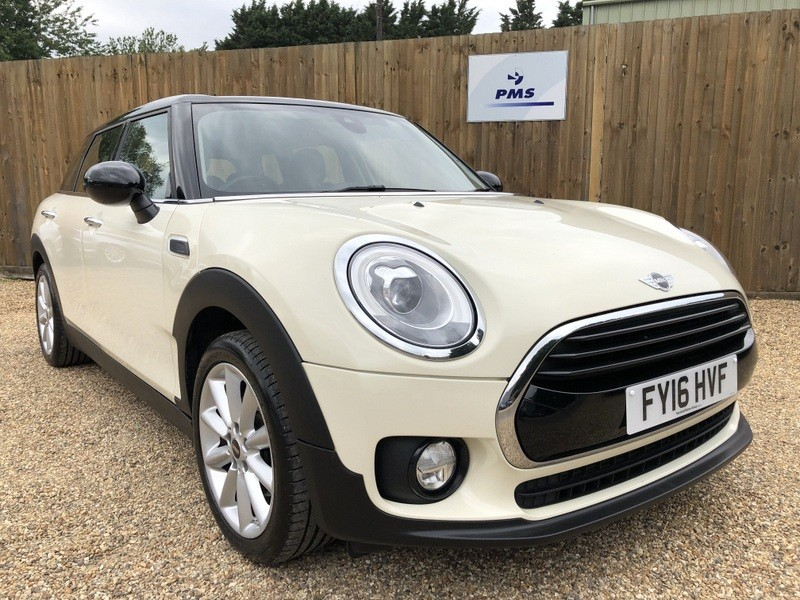 used MINI Clubman COOPER CHILI PACK FULL MINI SERVICE HISTORY in welwyn-hertfordshire