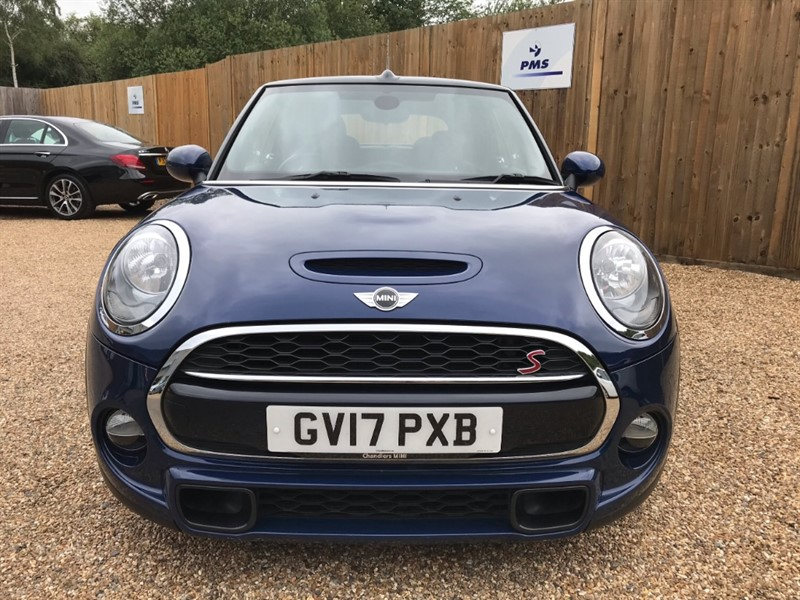 used MINI Convertible COOPER S in welwyn-hertfordshire