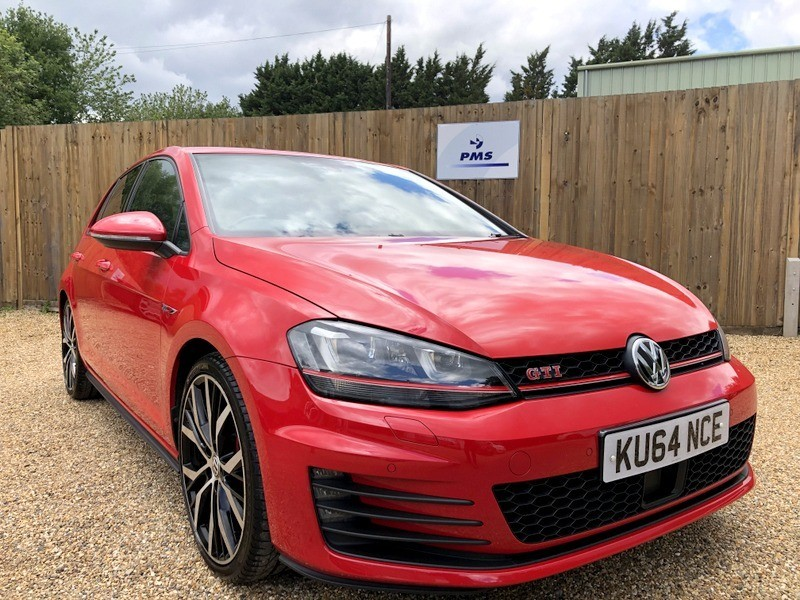 used VW Golf GTI PERFORMANCE SAT/NAV-19