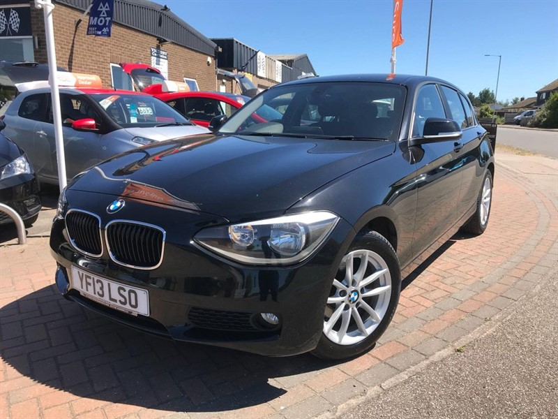 used BMW 116d EFFICIENTDYNAMICS **FREE ROAD TAX** in leiston-suffolk