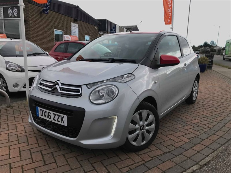 used Citroen C1 PURETECH FEEL in leiston-suffolk