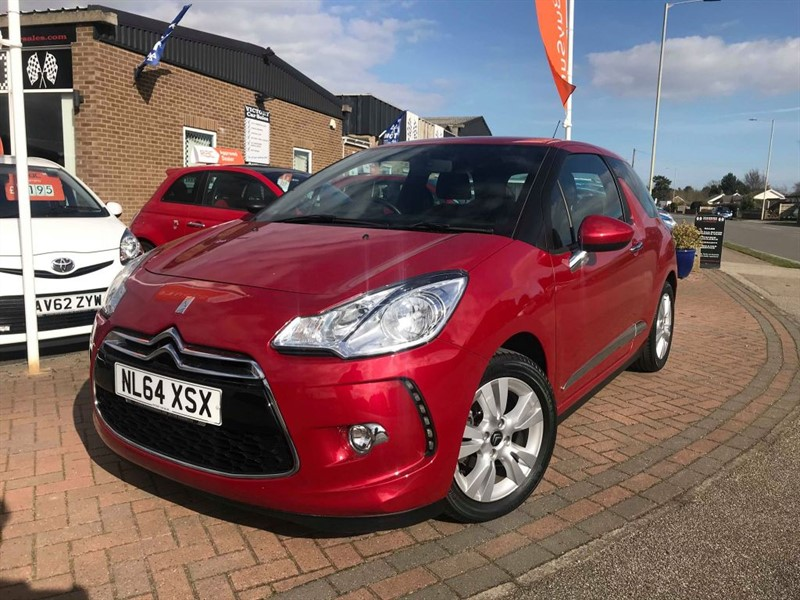 used Citroen DS3 DSIGN PLUS in leiston-suffolk