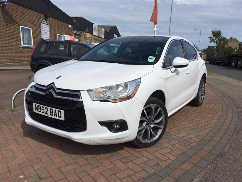 used Citroen DS4 HDI DSTYLE in leiston-suffolk