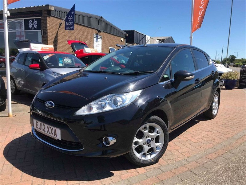 used Ford Fiesta ZETEC 16V in leiston-suffolk