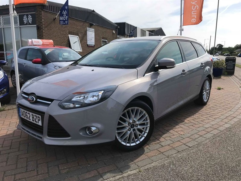 used Ford Focus ZETEC **APPEARANCE PACK** in leiston-suffolk