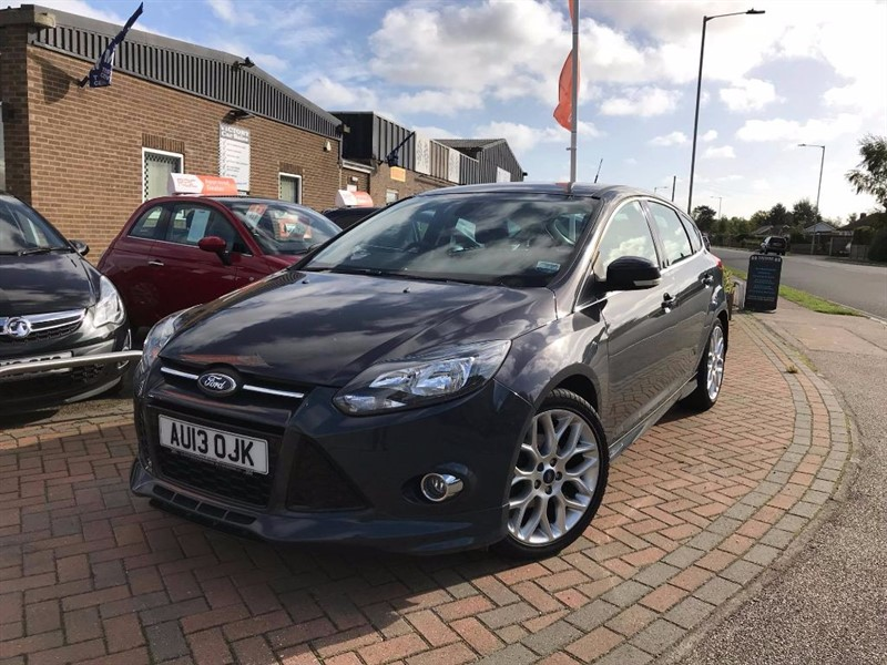 used Ford Focus ZETEC S TDCI in leiston-suffolk