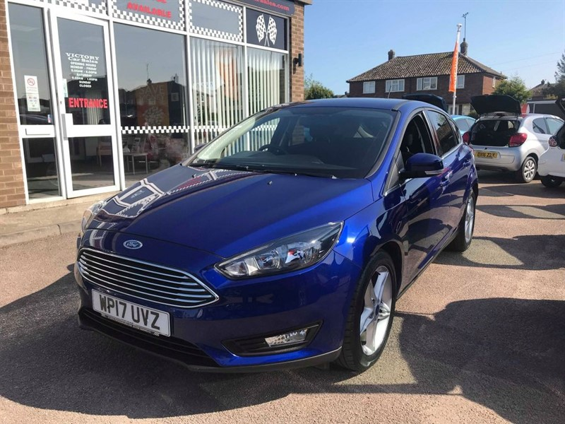 used Ford Focus ZETEC EDITION **CHOICE OF COLOURS AVAILABLE TO ORDER TODAY** in leiston-suffolk