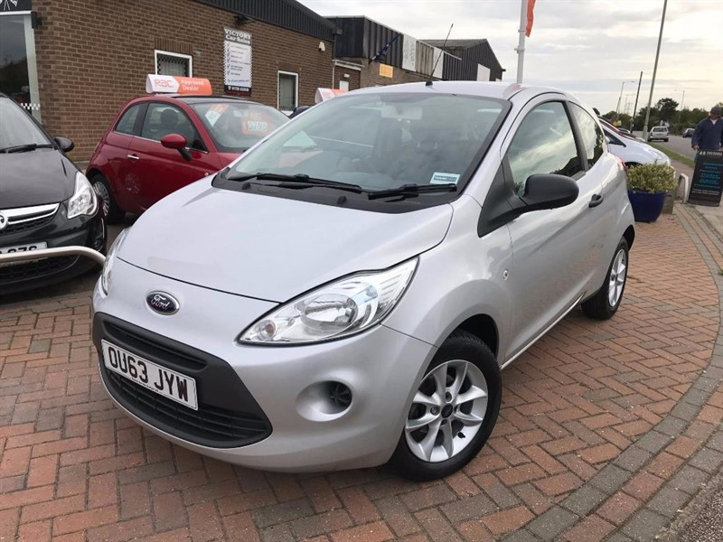 used Ford KA STUDIO PLUS in leiston-suffolk