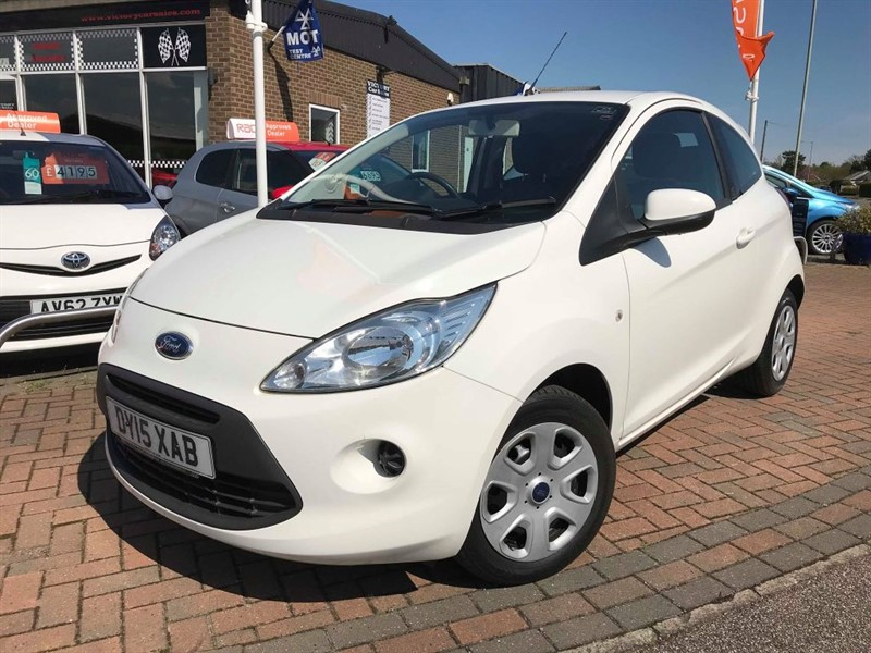 used Ford KA EDGE **1 OWNER** in leiston-suffolk