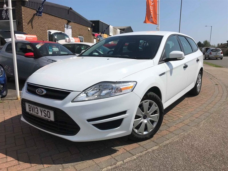 used Ford Mondeo EDGE TDCI in leiston-suffolk