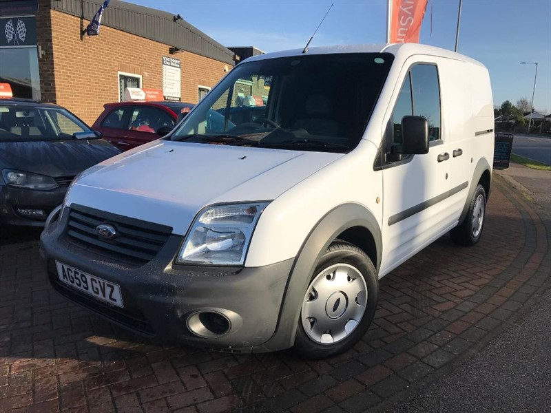 used Ford Transit Connect T200 LR in leiston-suffolk